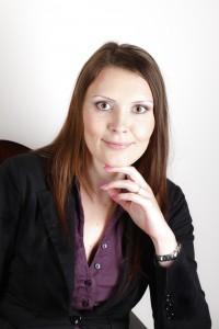 Dr. Ébert Olga portré